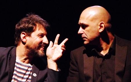 Flavio Pirini e Walter Leonardi