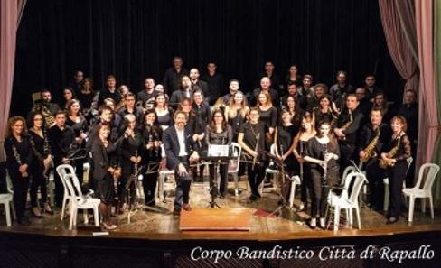 Corpo bandistico Città di Rapallo – direttore Daniele Casazza