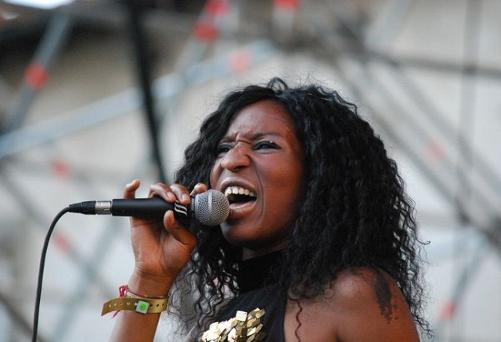 """Fiorella """"Neneka"""" Ekwueme & Luca Bertone Blues Band"""