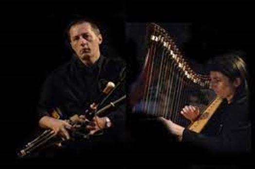 Trio O'Carolan – Musical tales from Ireland